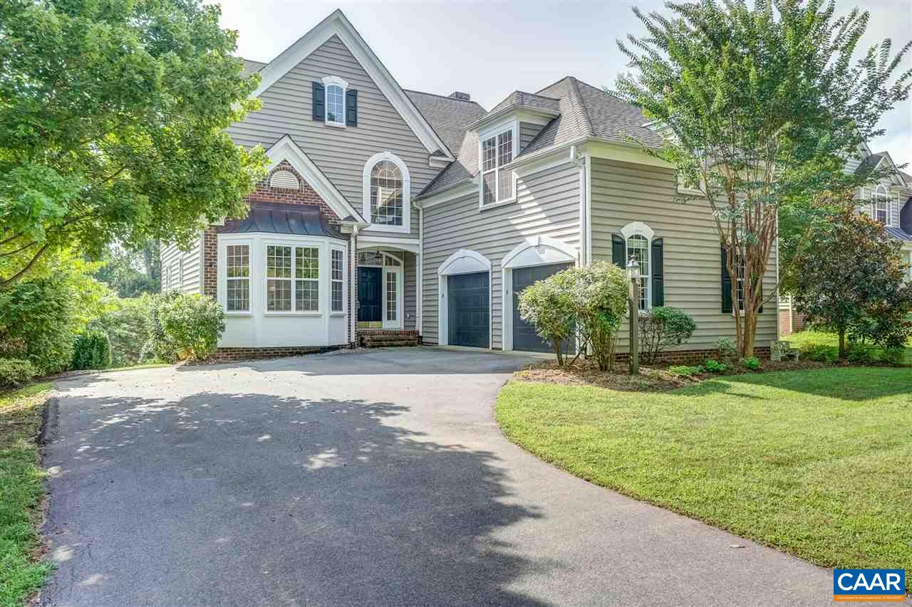"Sun filled Craig Builders designed custom home in sought after Mosby Mountain. Move in ready condition. The first floor has wood floors with formal living and dining rooms plus a family room with fireplace. Study with built in cabinetry for the perfect quiet area to work. The kitchen boasts SS appliances, and granite countertops. Screened porch with open deck leading to lower terrace level patios. Impressive master suite with open balcony. There is a bonus room with lots of storage plus and unfinished walk in attic. Terrace level has a theatre room with seating and 106"" screen. 52"" TV in the family room with console conveys. Multi room audio. Upgrades throughout. The laundry room is large and has open storage and sink."