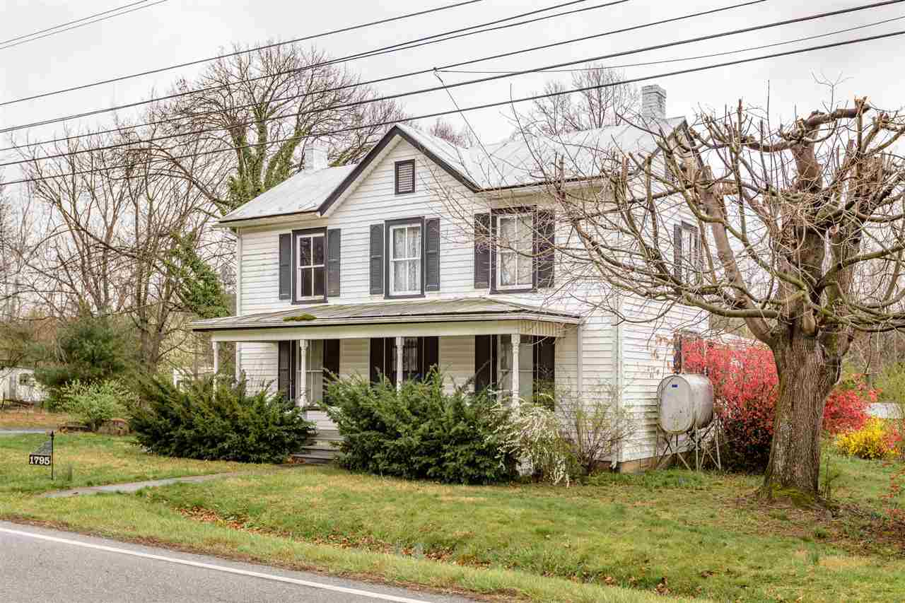1795 NEW HOPE AND CRIMORA RD, CRIMORA, VA 24431