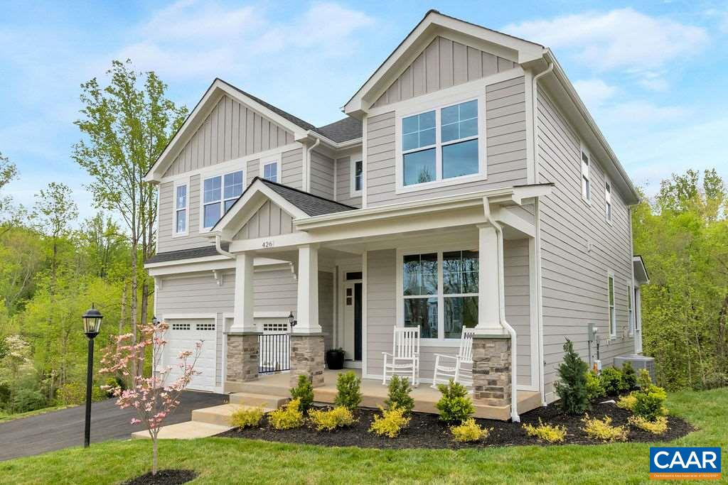 Virtual appts available. To be built, single family home in Cascadia. Maintenance free living in a great location with amenities galore. The proposed Addison lives large! The main level features an open floor plan with great room, dining, flex space/study, kitchen with 8' island, mudroom and two-car garage. Upstairs 4 bedrooms and 3 baths offer space to all with 1 bedroom with bath ensuite, 2 bedrooms sharing a generous jack-and-jill bath, laundry & abundant storage, plus the luxurious and configurable master suite. Morning room, covered or screened deck, coffered ceilings and multiple exterior elevations are selections available. The unfin basement offers plenty of space to expand with a rec room, 5th bedroom, bath or just use as storage.