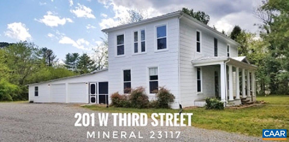 201 W THIRD ST, MINERAL, VA 23117