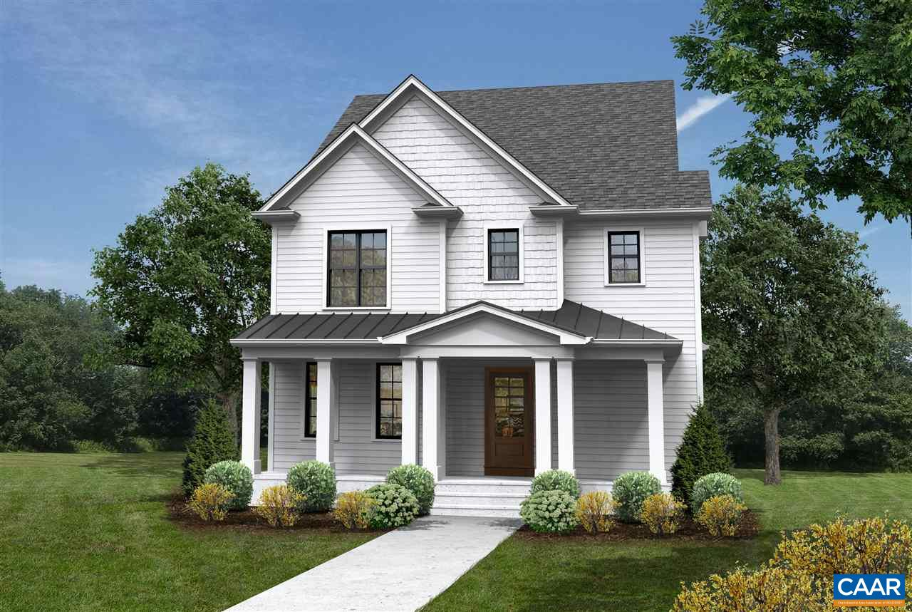 New Homes In Charlottesville Virginia