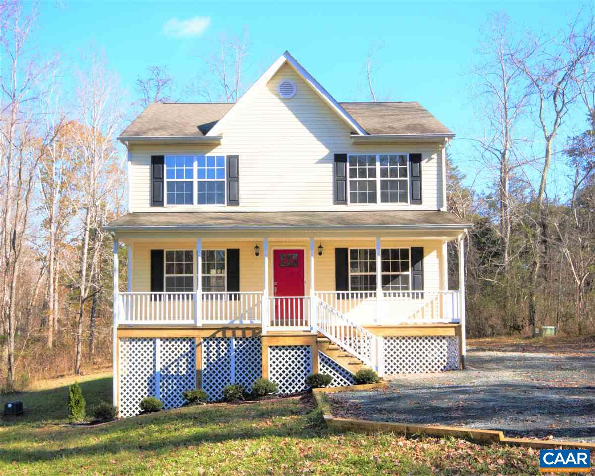 5031 GREEN CREEK RD, SCHUYLER, VA 22969