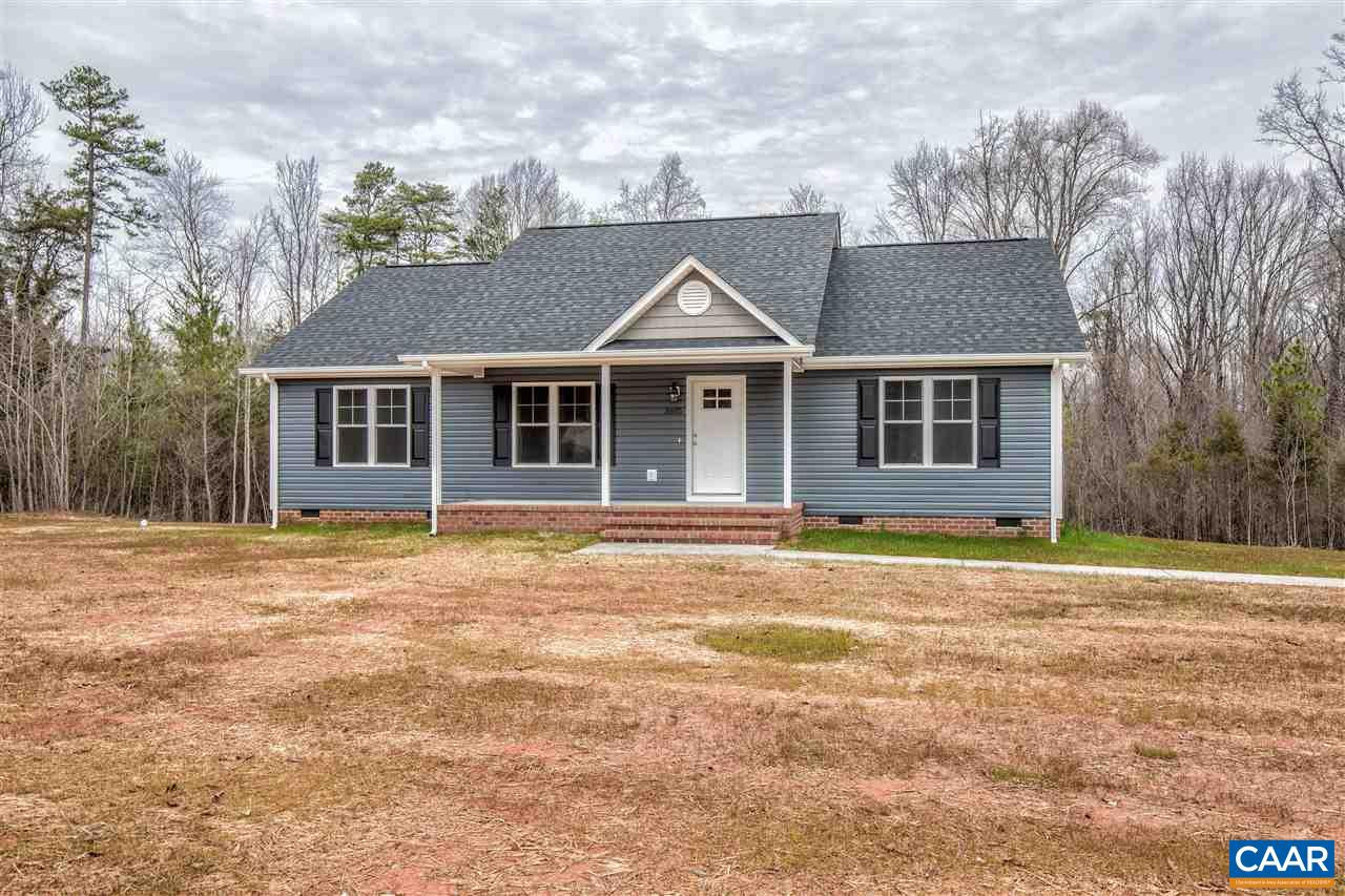 6675 OLD BUCKINGHAM RD, POWHATAN, VA 23139