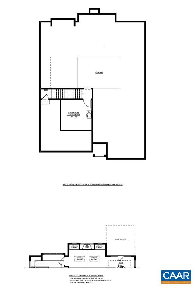 Craig Builders home in Glenmore (albemarle)