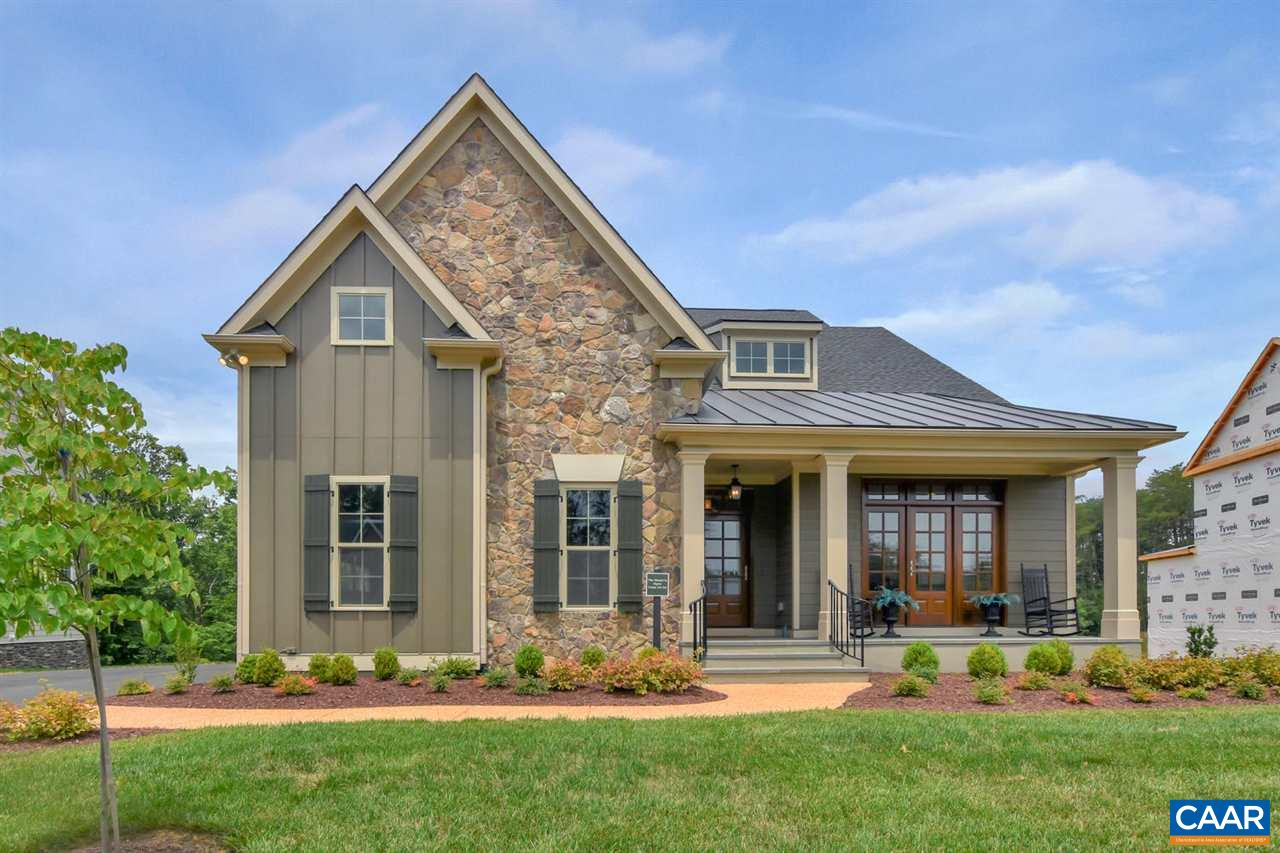 Craig Builders home in Glenmore (albemarle)