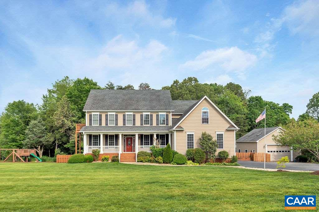 1464 SALEM CHURCH RD, PALMYRA, VA 22963