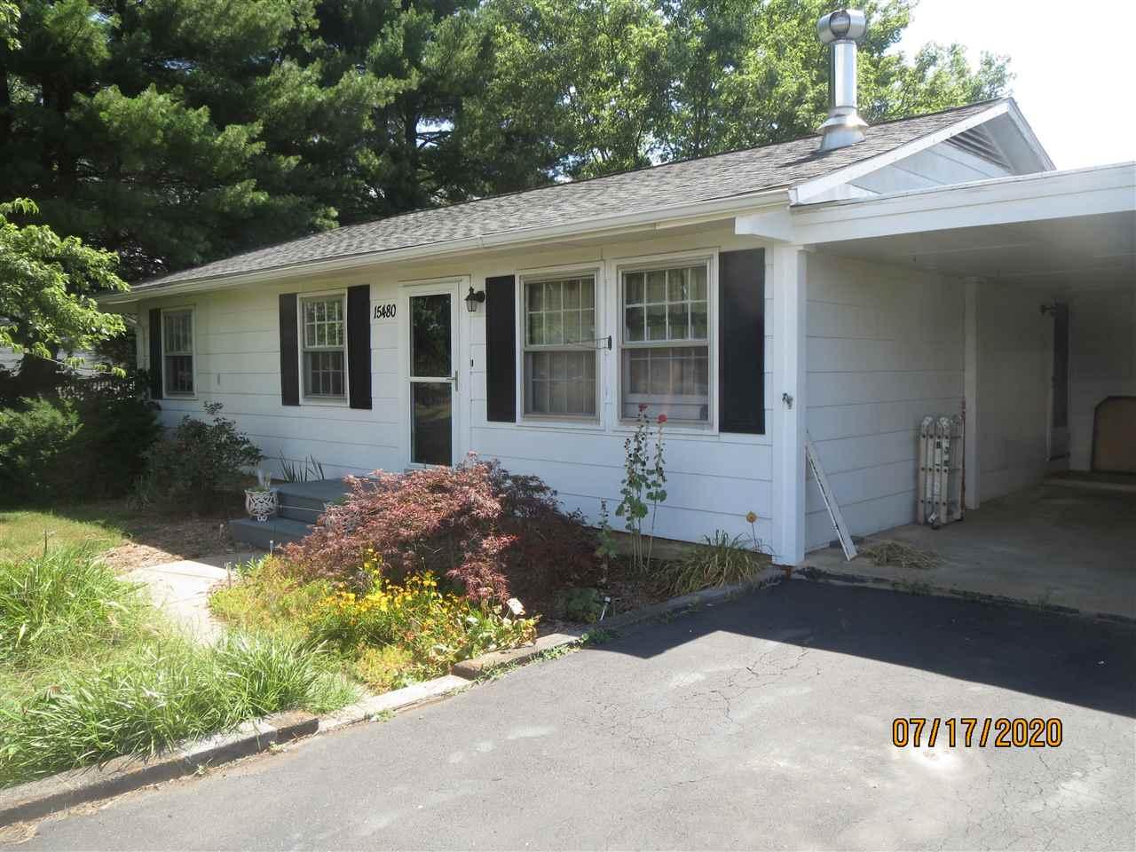 15480 FORESTVILLE RD, TIMBERVILLE, VA 22853