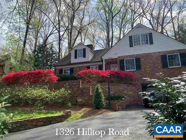1326 HILLTOP RD, CHARLOTTESVILLE, VA 22903