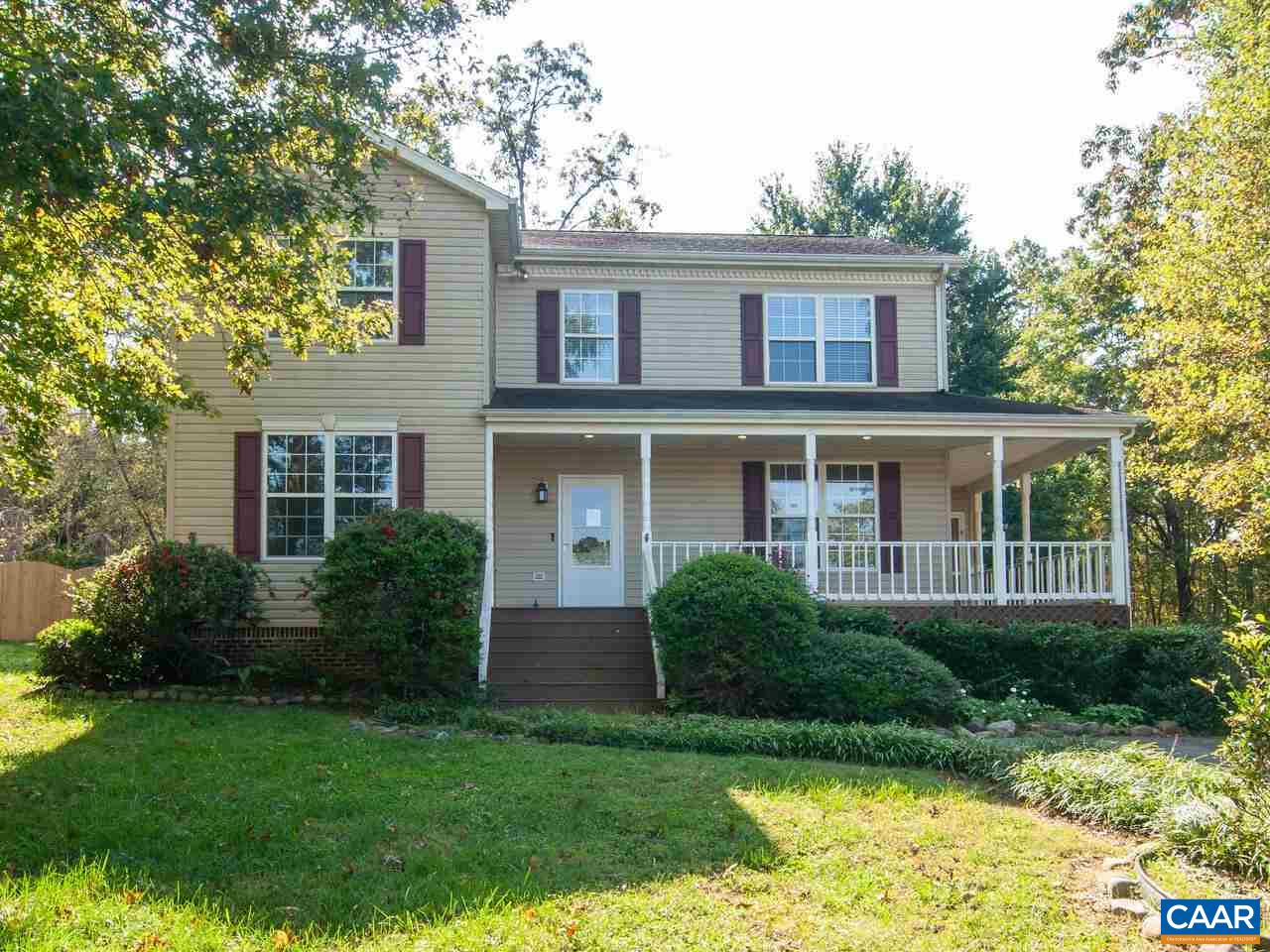 3209 S CHESTERFIELD CT, CHARLOTTESVILLE, VA 22911