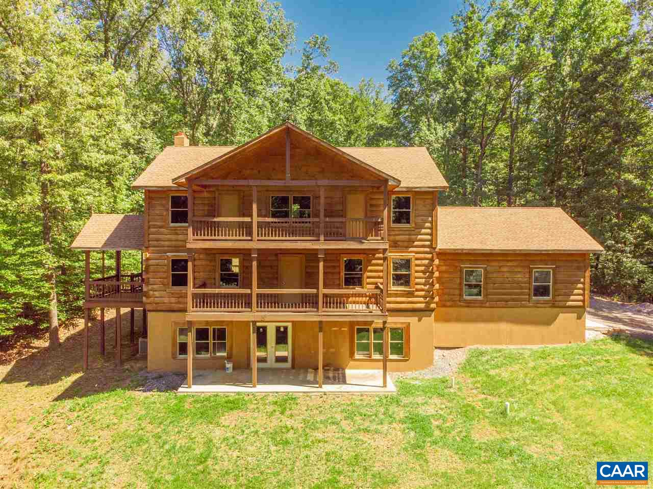 670 BEND OF RIVER LN, LOUISA, VA 23093