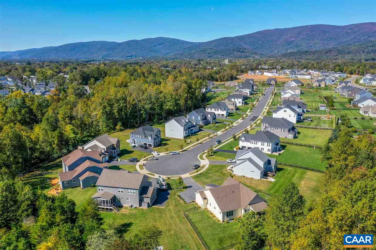 Crozet beauty abounds in this luxurious custom-built home!