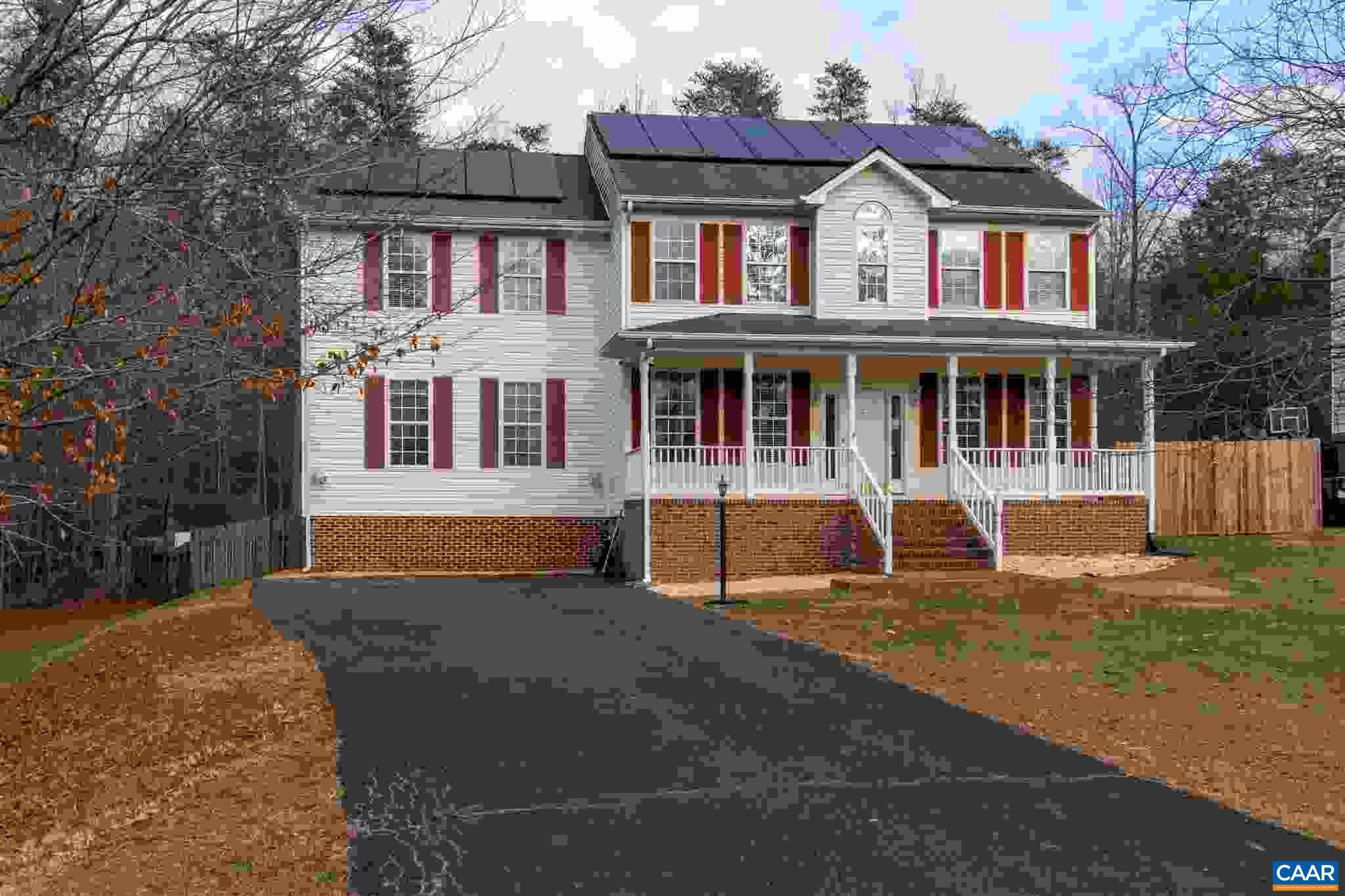 2364 N NORTH CHESTERFIELD CT, CHARLOTTESVILLE, VA 22911