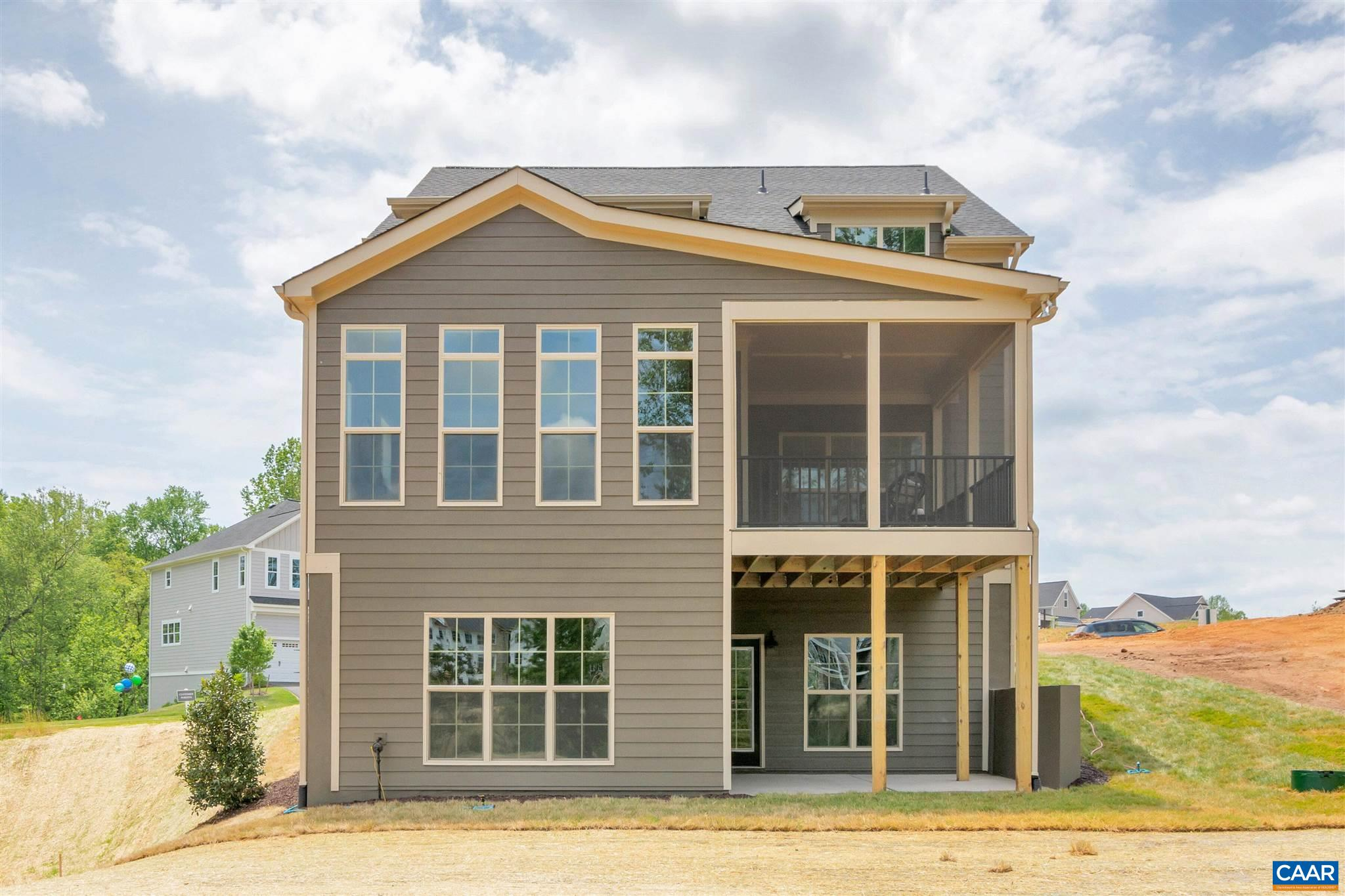 Craig Builders home in North Pointe