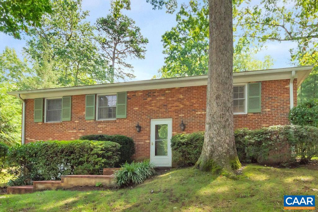 """All brick home in convenient location for schools, shopping and dining.   4 bedrooms, large family room on lower level and a very nice back yard.   Sold """"As Is"""". Needs tender loving care and upgrading.  Come upgrade this home and make it your own. Acreage is estimated."""