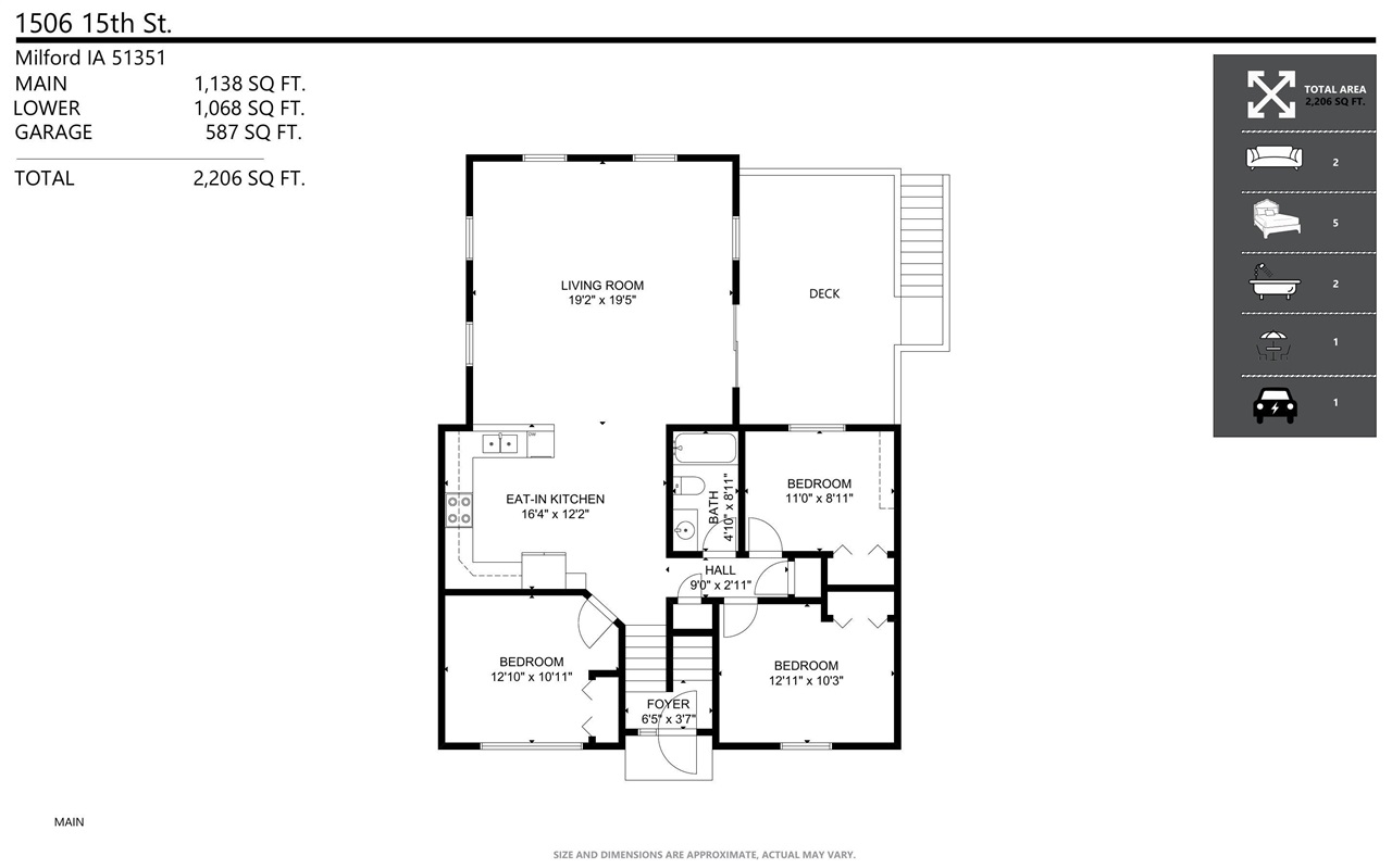 MLS# 211015 for Sale