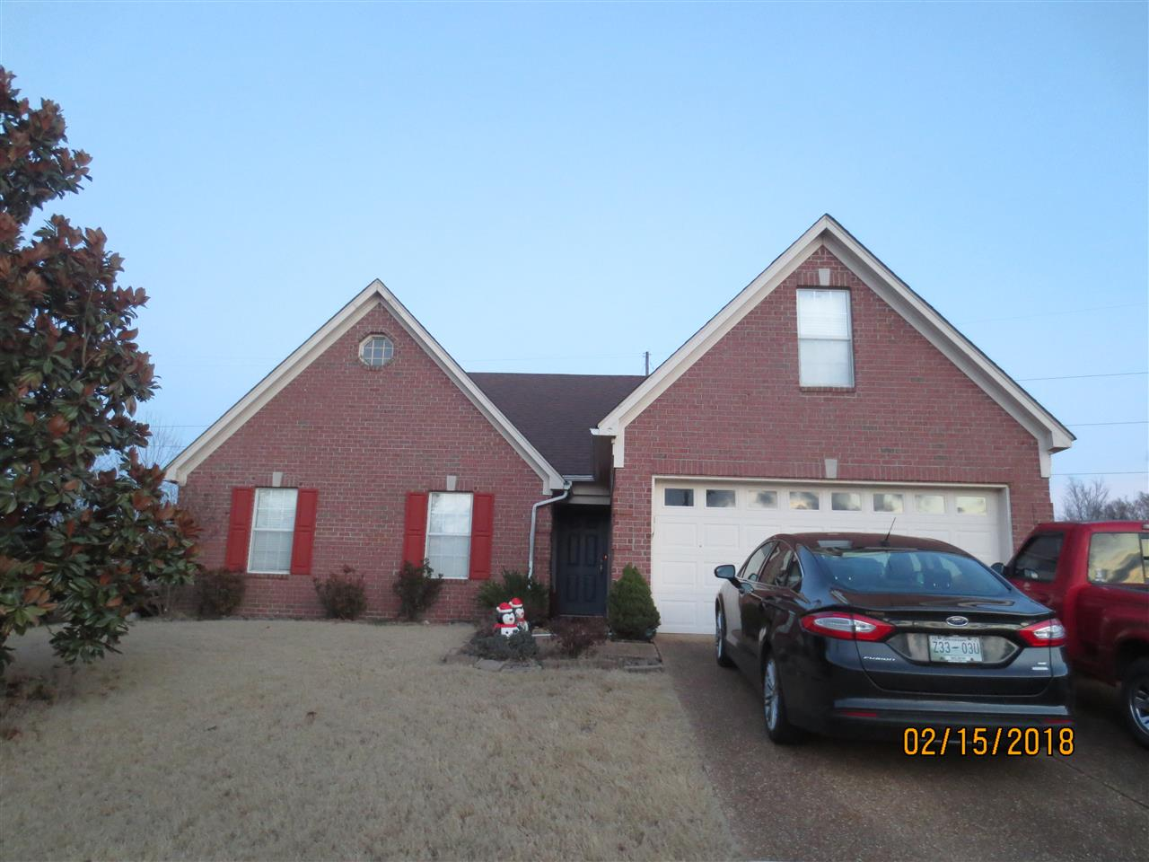 This is a lovely property located in Oakland, TN. It has four spacious bedrooms and two full baths. The kitchen is large and great room has tons of natural light! Includes a fireplace to keep you warm on those cold winter nights. Complete with large backyard. Plenty of room for kids or pets to run and play. Near schools, shopping, and entertainment. Call us and come take a look today! You'll fall in love with this home!