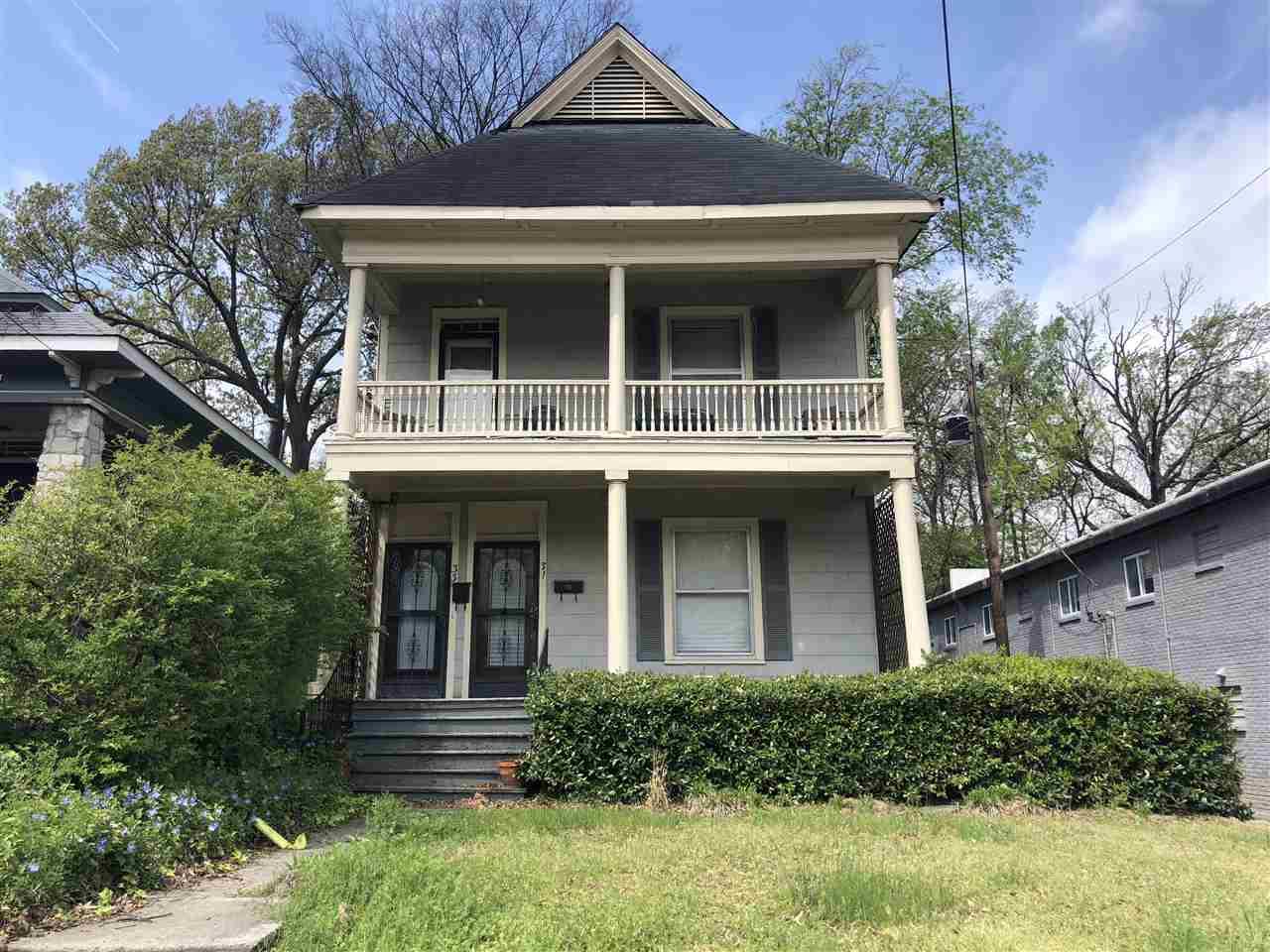 Duplexes For Sale Memphis Area