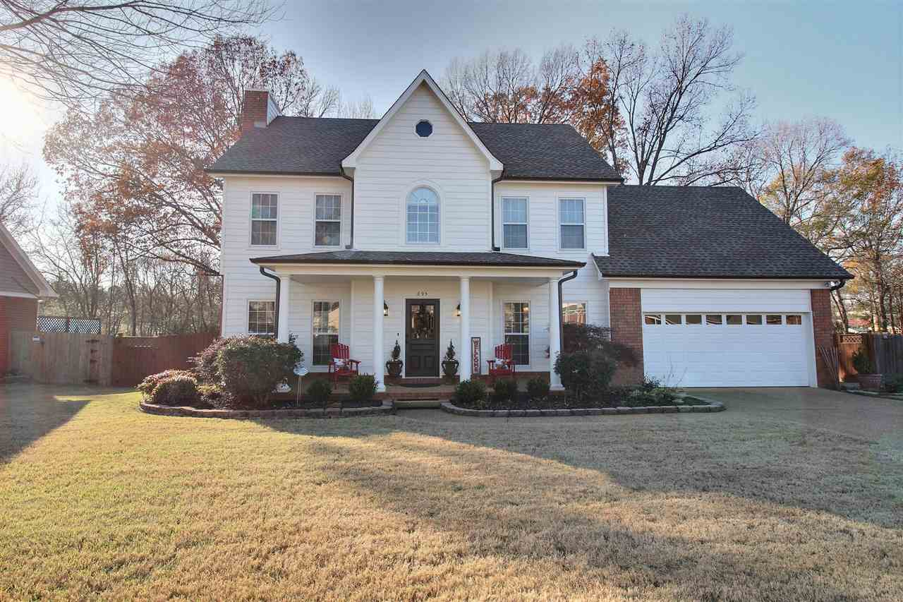Property for sale at 895 Rhett Butler Dr, Collierville,  TN 38017