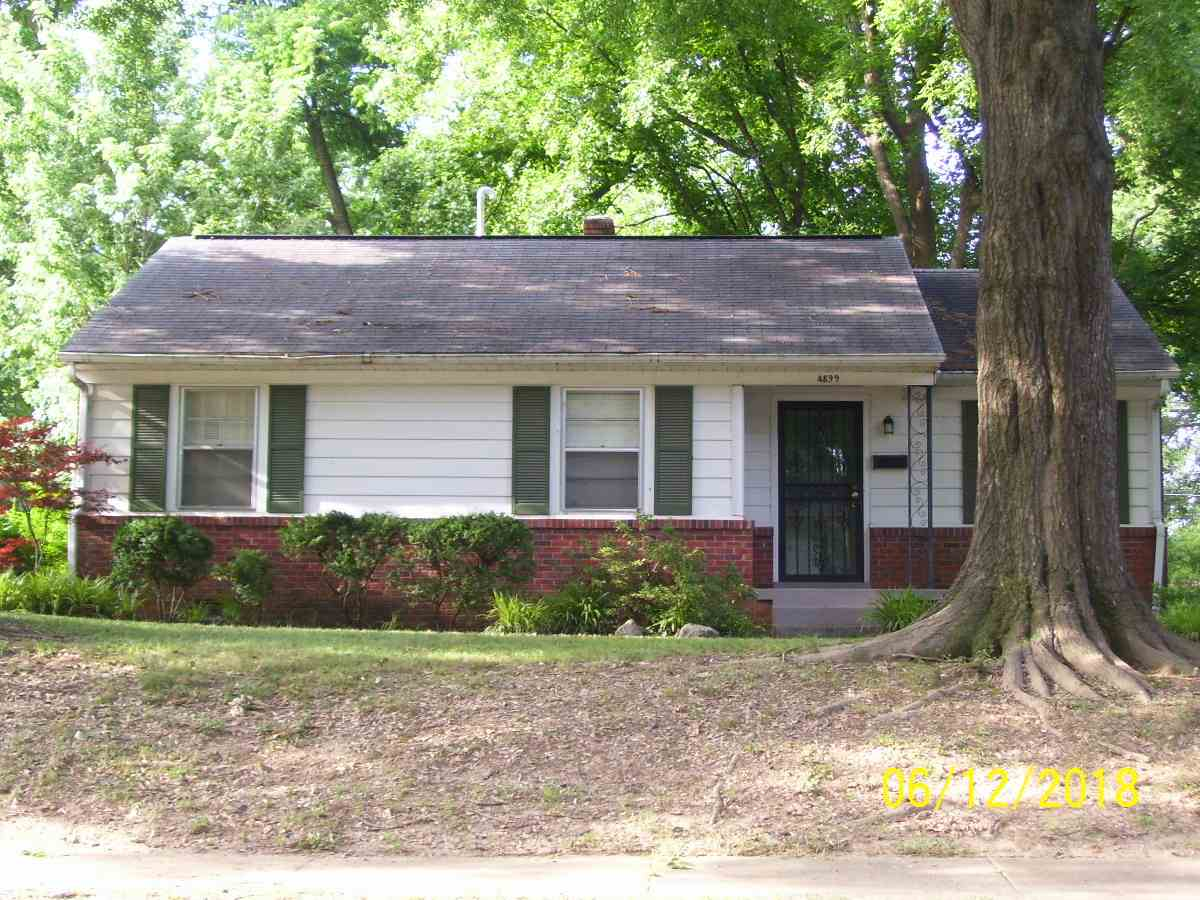 Property for sale at 4899 Marianne Ln, Memphis,  Tennessee 38117