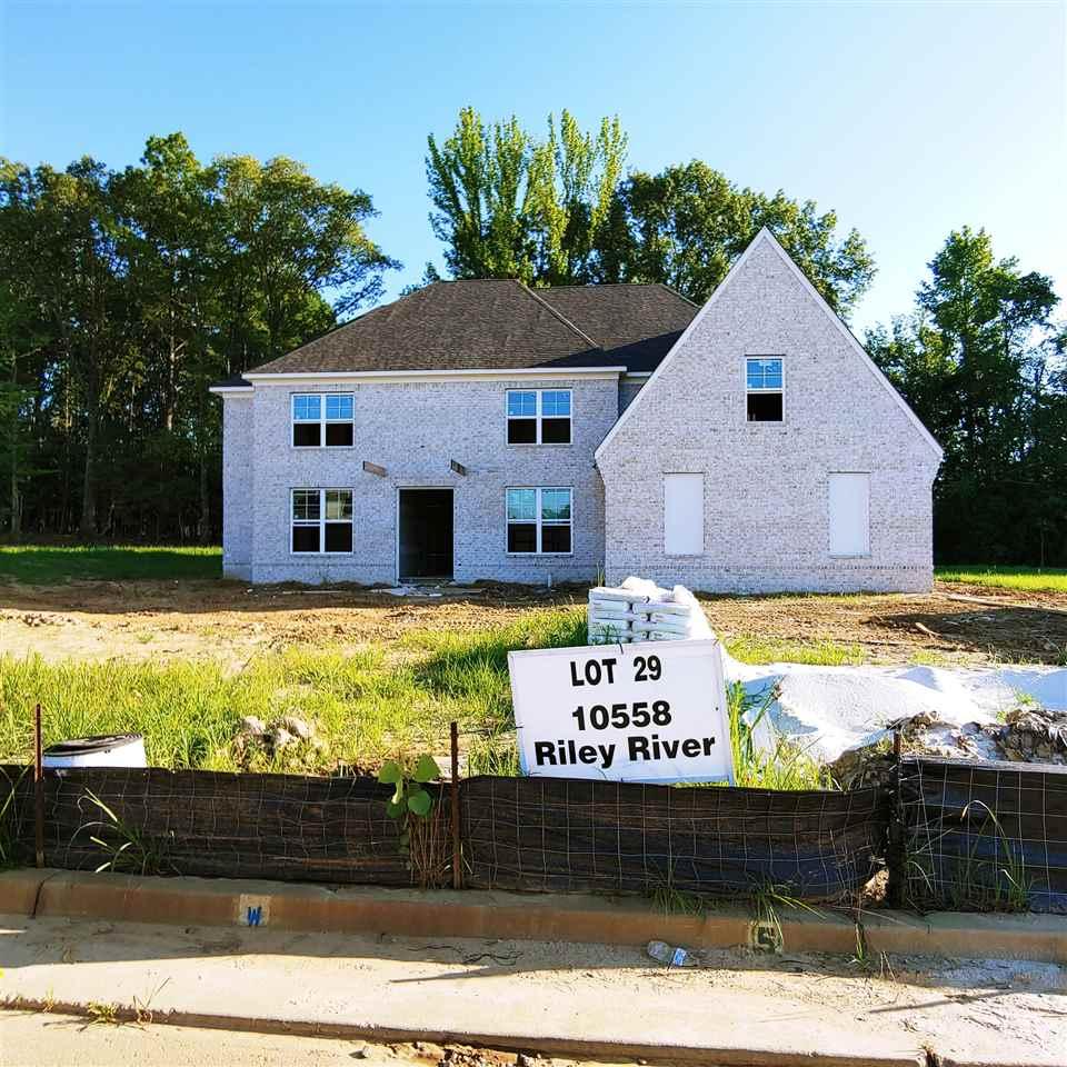 10558 RILEY RIVER RD, Lakeland, TN 38002