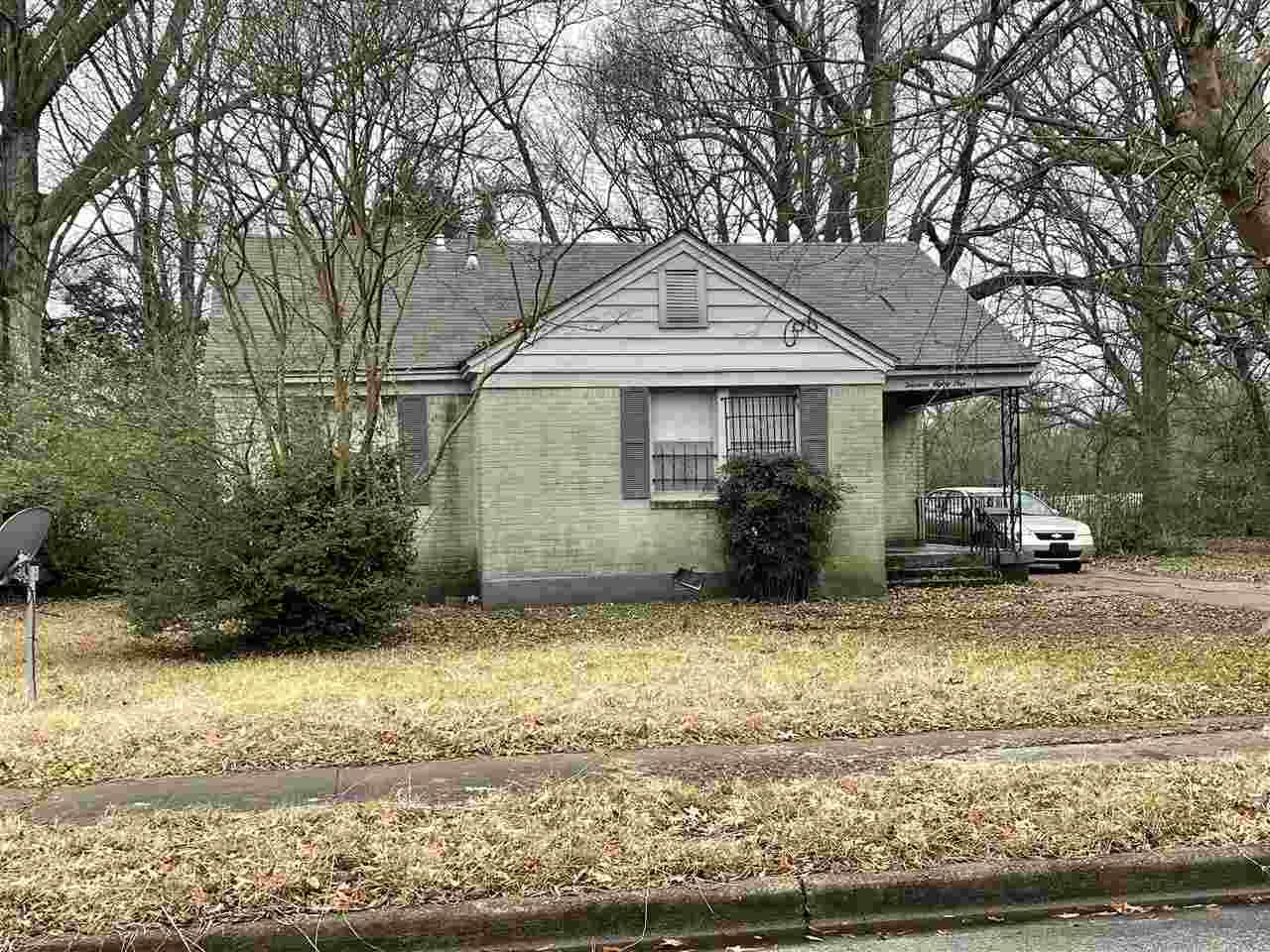 1481 SALEM ST, Memphis, TN 38122