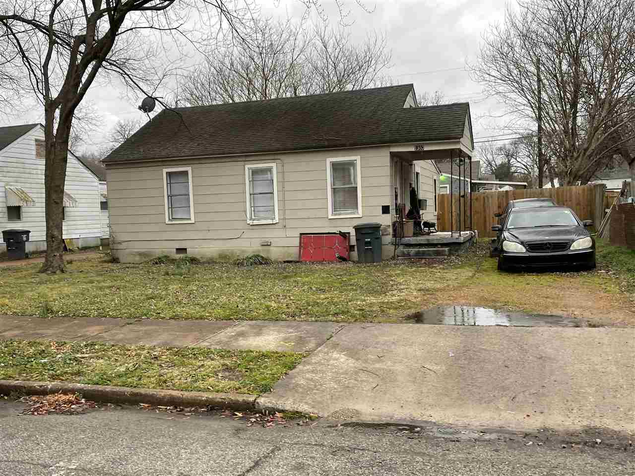 1357 SALEM ST, Memphis, TN 38122