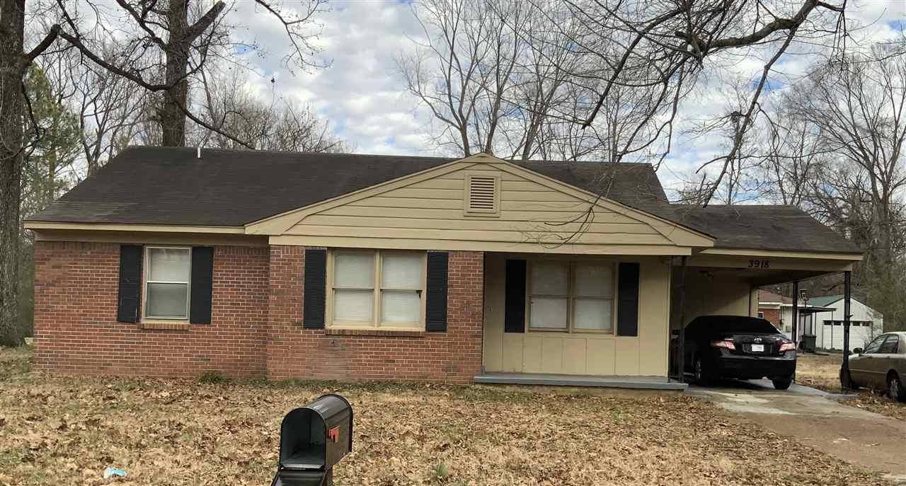 3918 ARGONNE ST, Memphis, TN 38127