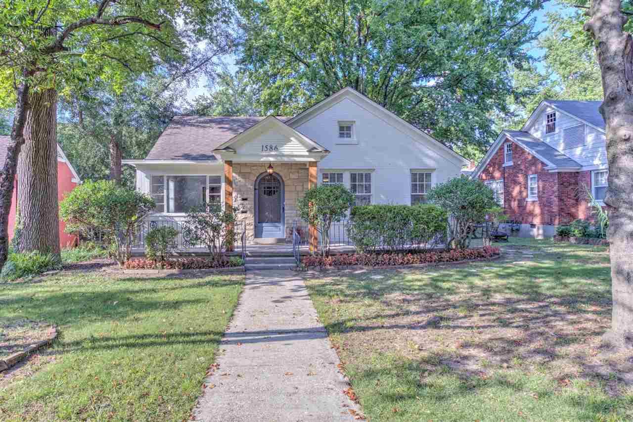 1586 N PARKWAY AVE, Memphis, TN 38112