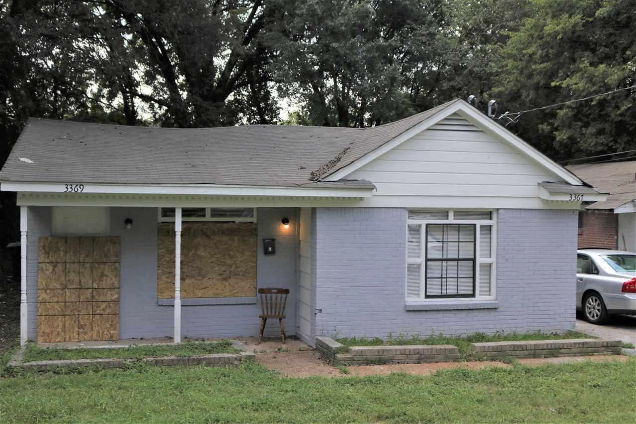 3367 HARDIN AVE, Memphis, TN 38122