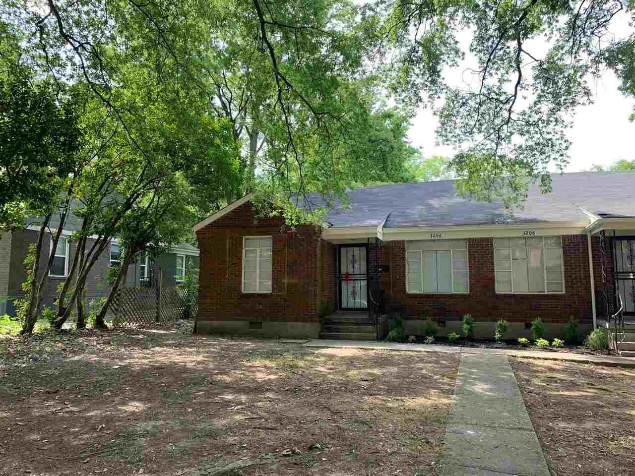 3206 HARDIN ST, Memphis, TN 38112