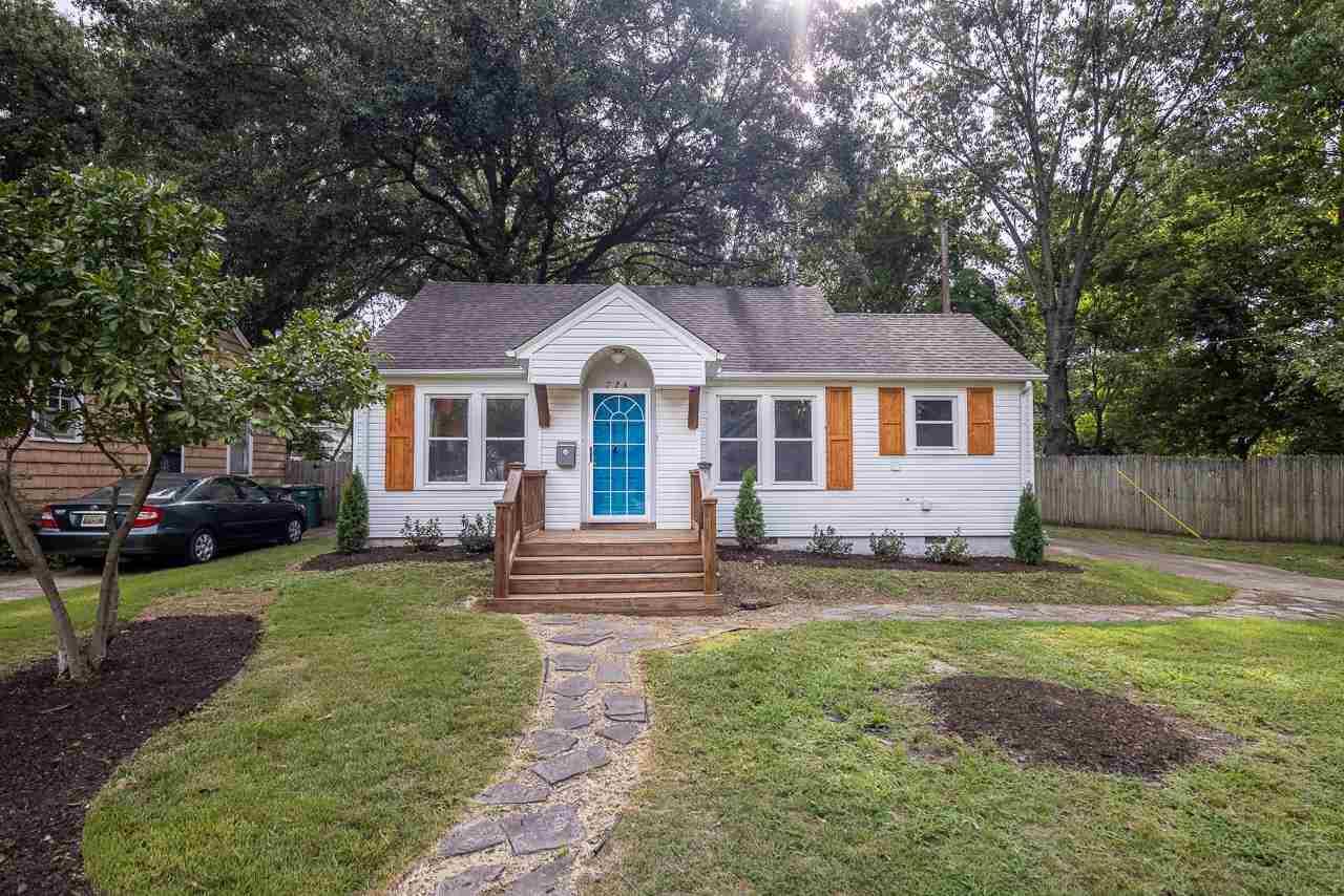 724 HAWTHORNE ST, Memphis, TN 38107
