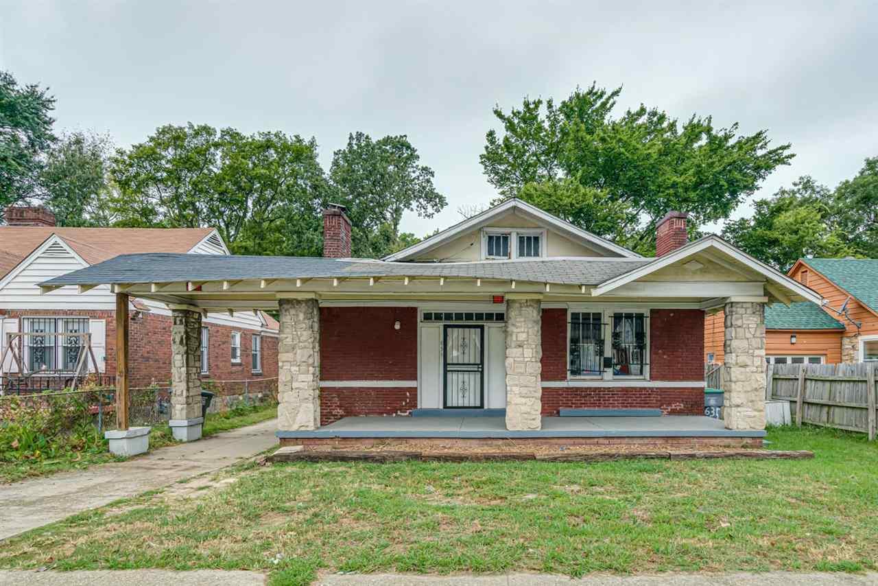 635 N HOLLYWOOD ST, Memphis, TN 38112