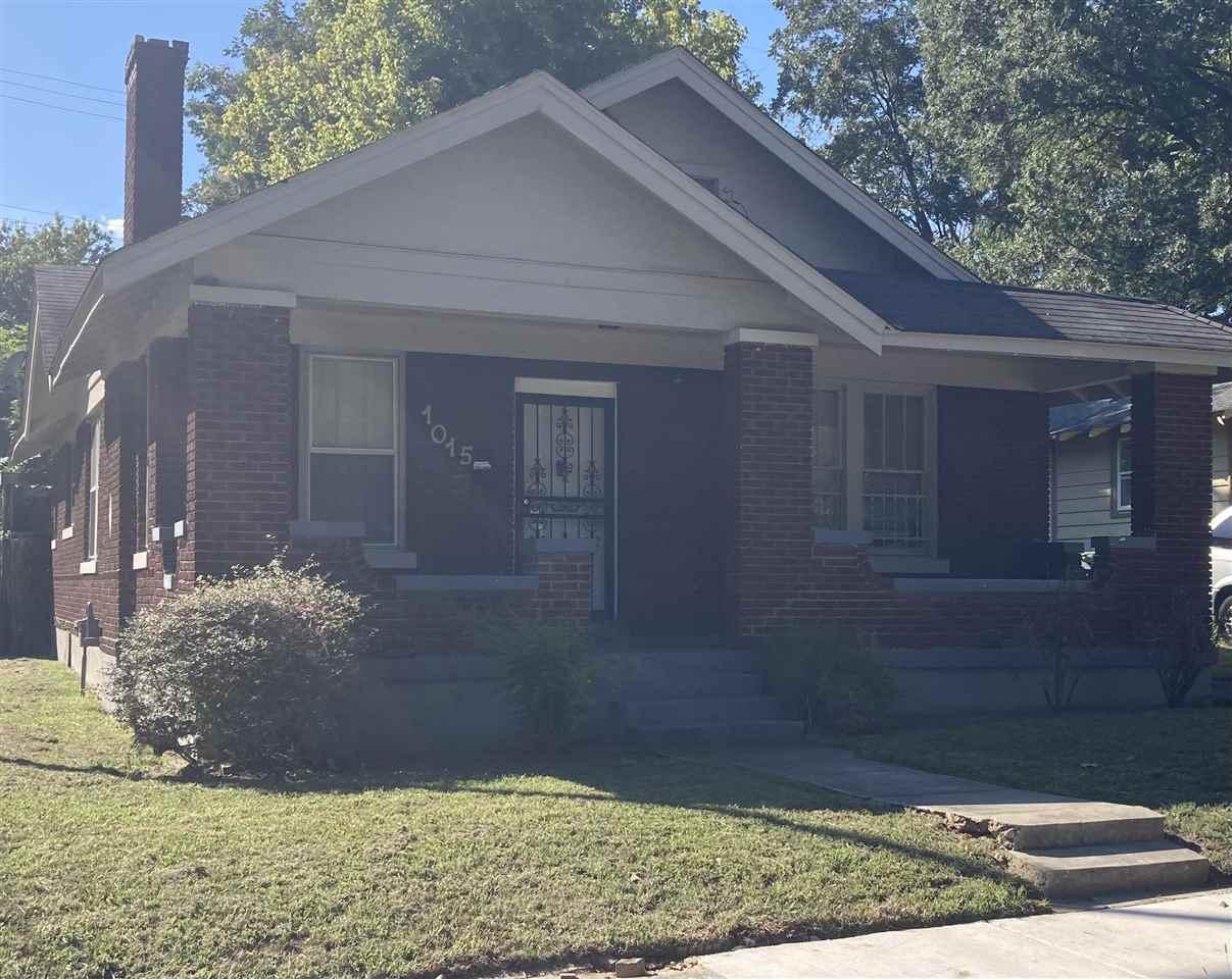 1015 S COX ST, Memphis, TN 38104