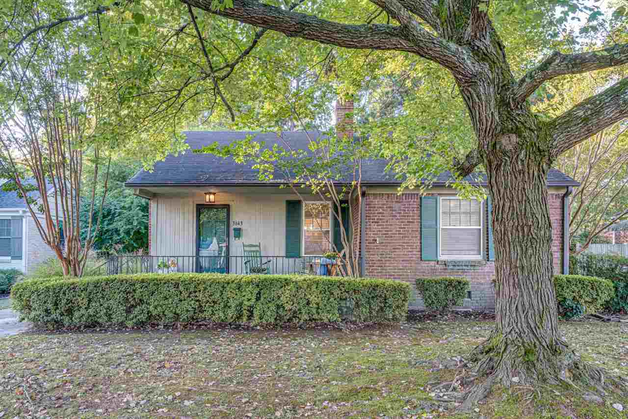 3643 SHIRLWOOD AVE, Memphis, TN 38122