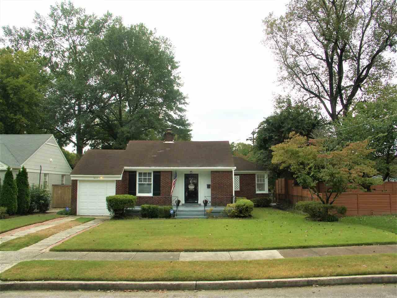 3519 KENWOOD AVE, Memphis, TN 38122
