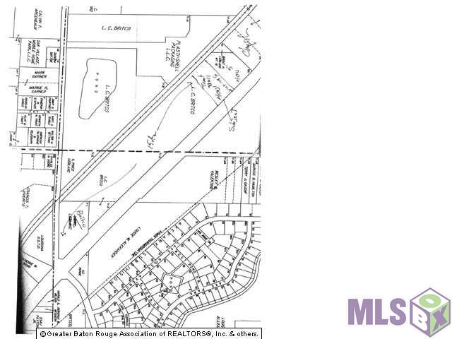 GREAT LOCATION, HIGH TRAFFIC AREA, PROPERTY LOCATED BETWEEN GONZALES AND SORRENTO WITH CLOSE ACCESS TO I-10 AND HWY 30 OR I-10 AT SORRENTO, COMMERCIAL/MULTIFAMILY, MEDICAL, OFFICE, OFFICE WAREHOUSE.           (CAN BE SUBDIVIDED)