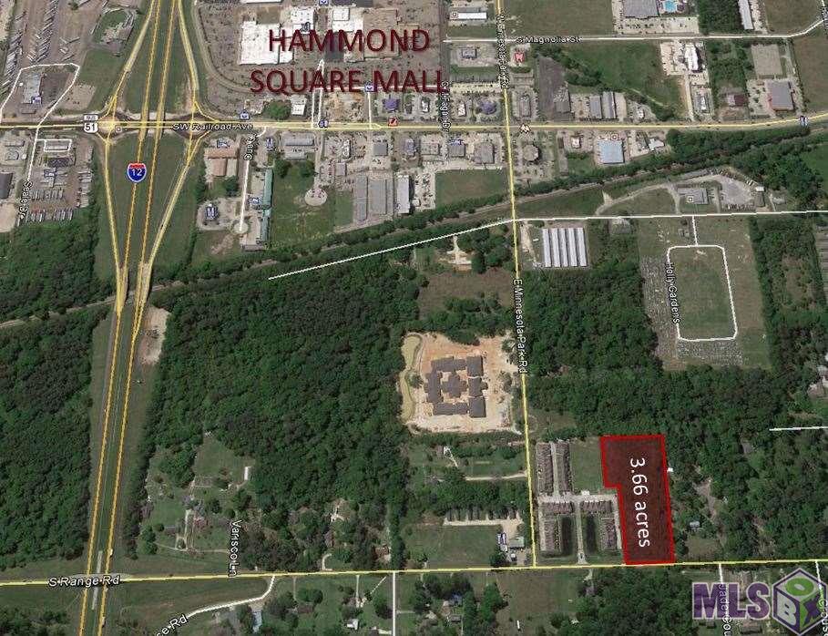 TBD S RANGE RD, Hammond, LA 70403