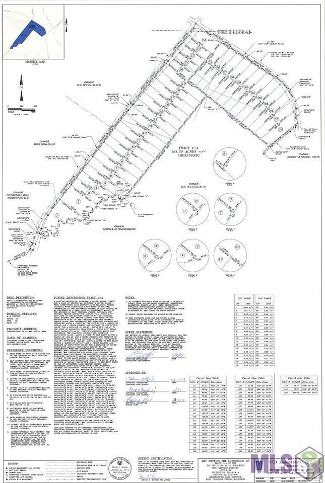 tbd-7 LA HWY 68, Jackson, LA 70748