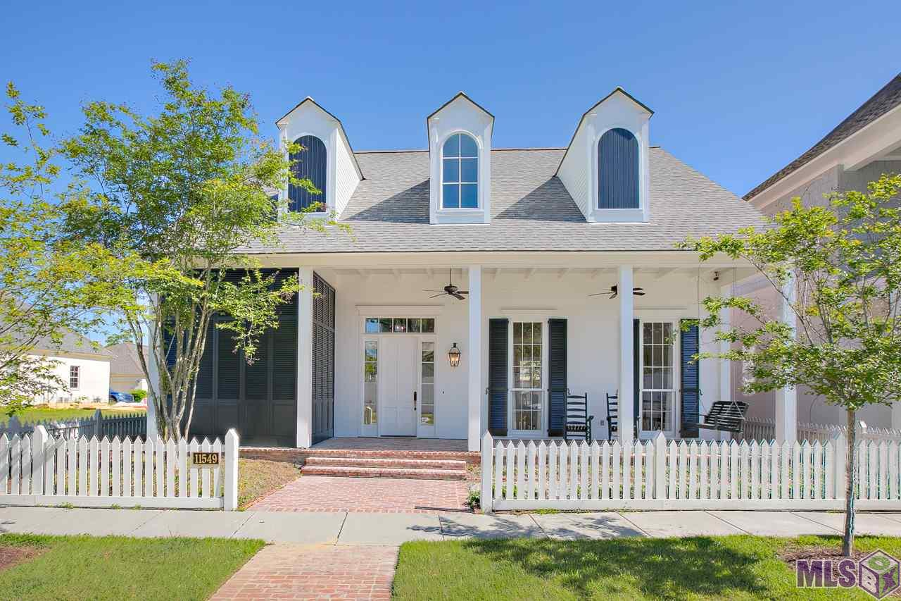 Baton Rouge Homes In Settlement Of Willow Grove