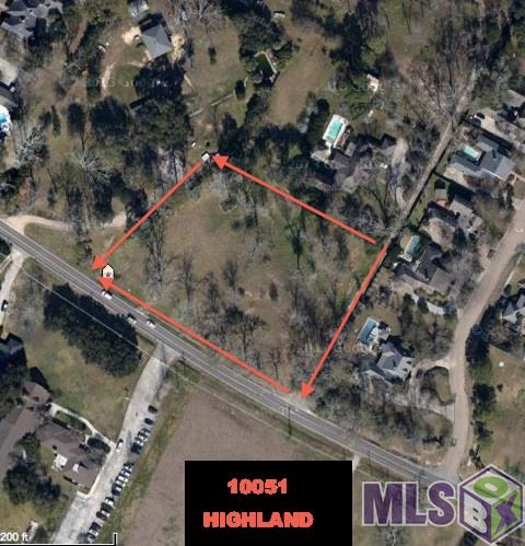 2.17 acres HIGHLAND RD, Baton Rouge, LA 70810