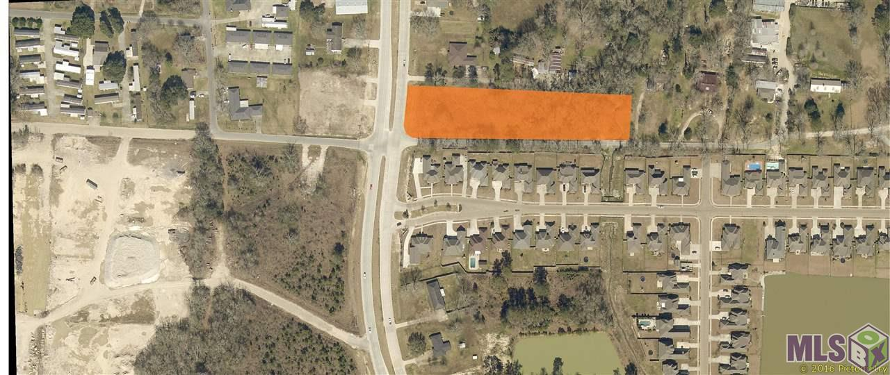 2.57± Acre tract at the corner of Sullivan Rd and Summers Rd with potential for commercial use. Up and coming area surrounded by new businesses. Ideal tract for retail or residential development. Seller will allow time for rezoning by Purchaser. Property owner will consider subdivide. Contact agent for additional details or to schedule a consultation.  2.57+/- Acres Corner Lot City Sewer Available City Water Available
