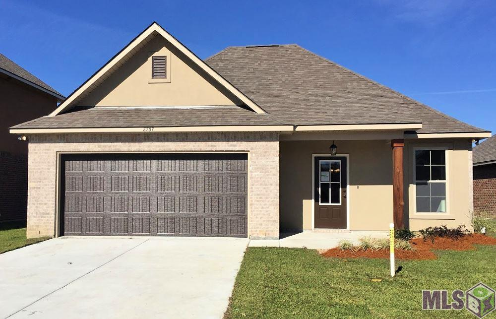 8737 HACKBERRY RIDGE AVE, Zachary, LA 70791