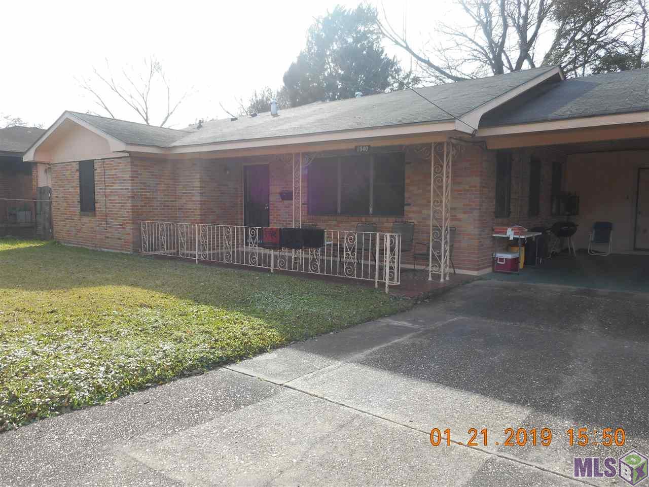 Baton rouge homes for sale near polk elementary school for Homes for sale in baton rouge with swimming pools
