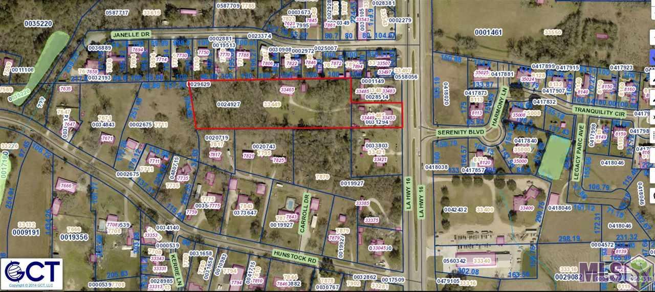 33465 LA HWY 16, Denham Springs, LA 70706