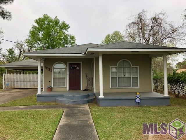 1231 PROGRESS RD, Baton Rouge, LA 70807