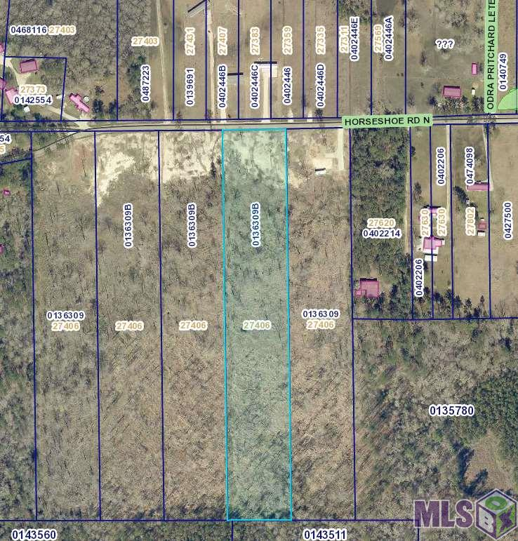 Tract 4 HORSESHOE RD, Independence, LA 70433