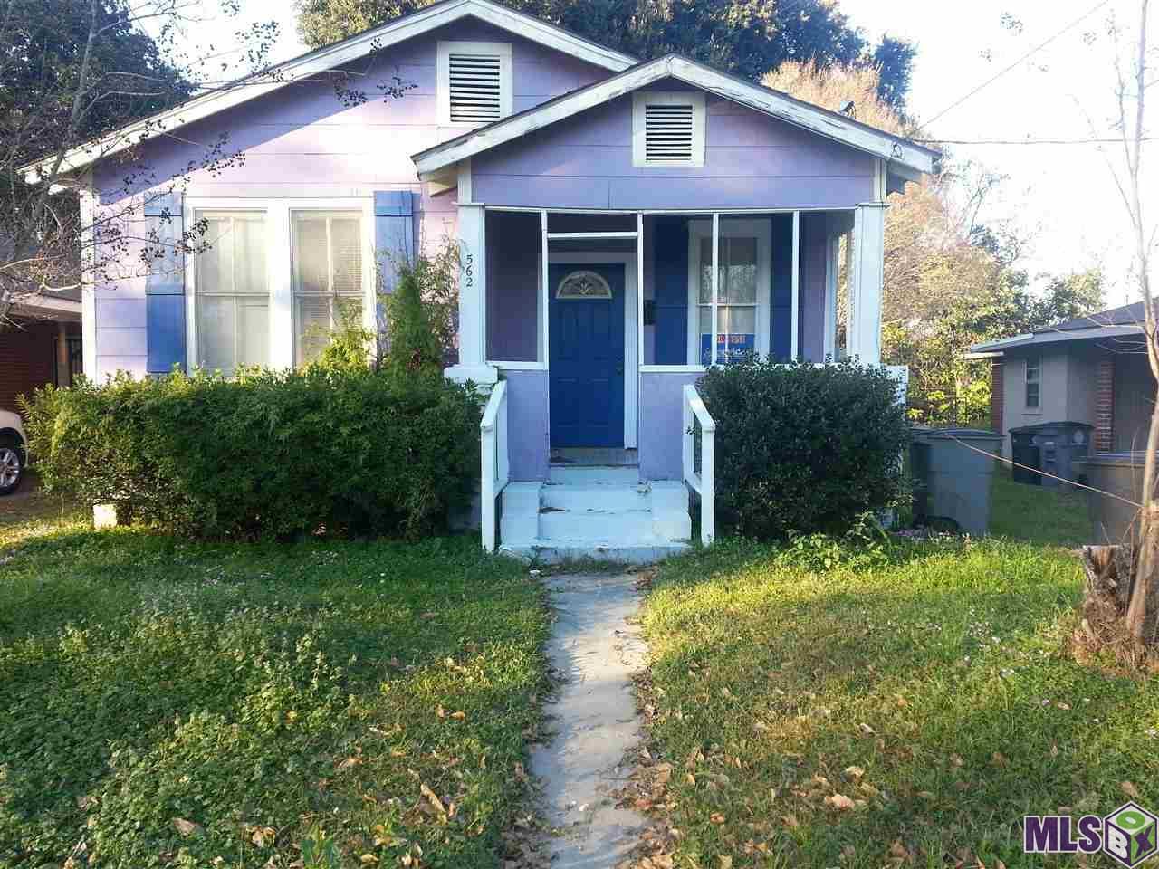 562 W GRANT ST, Baton Rouge, LA 70802
