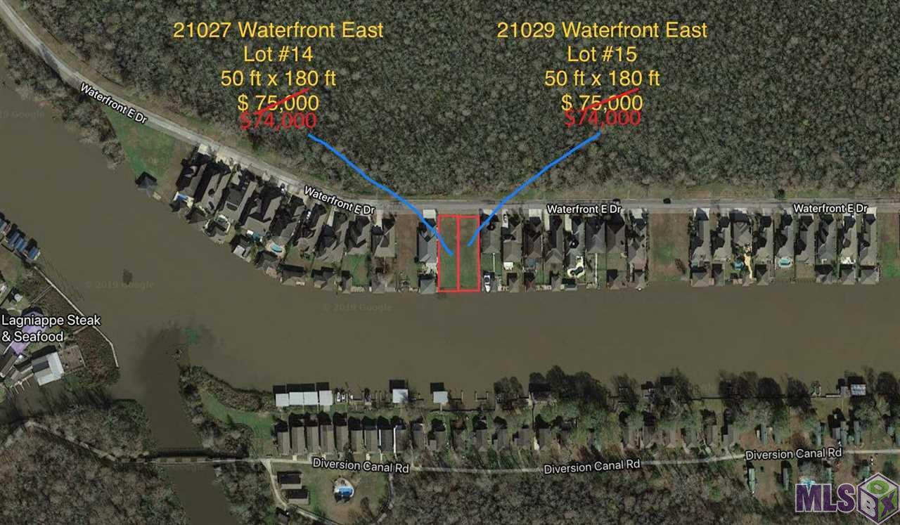 21029 WATERFRONT EAST DR 15, Maurepas, LA 70449