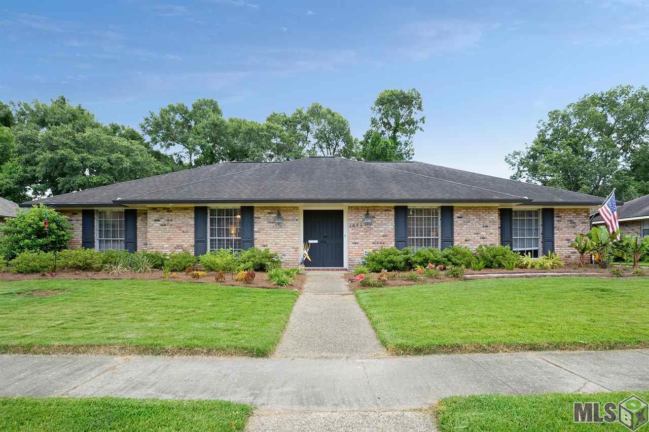 1443 CRESCENT DR, Baton Rouge, LA 70806