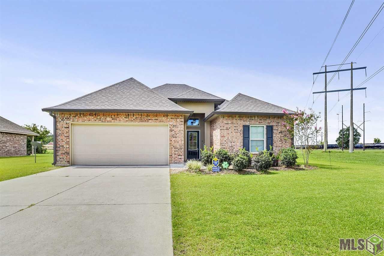 4662 SUGAR HOLLOW LN, Addis, LA 70710